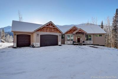 Eagle River Single Family Home For Sale: L5 W River Drive