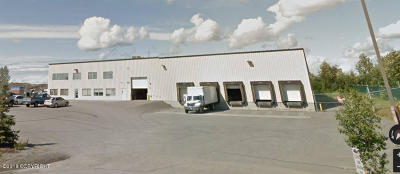 Anchorage Commercial For Sale: 2125 E 79th Avenue