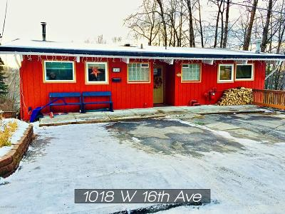 Anchorage Multi Family Home For Sale: 1018 W 16th Avenue