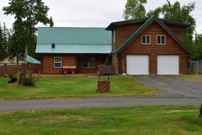 Soldotna AK Single Family Home For Sale: $459,000