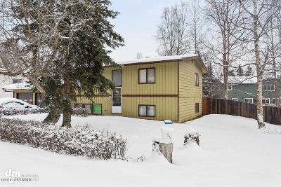 Anchorage Single Family Home For Sale: 2935 Wendys Way