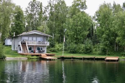 Big Lake Single Family Home For Sale: L6A No Road