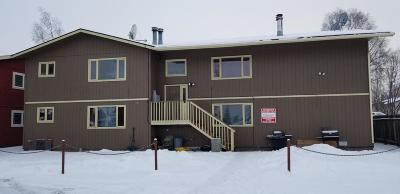 Anchorage Multi Family Home For Sale: 521 Pine Street