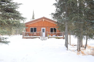 Soldotna AK Single Family Home For Sale: $165,000