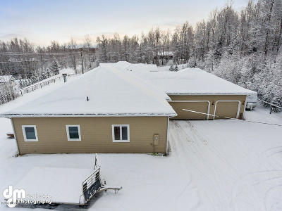 Chugiak Single Family Home For Sale: 20313 Cyrus Street