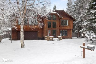 Anchorage Single Family Home For Sale: 6463 Lone Tree Circle