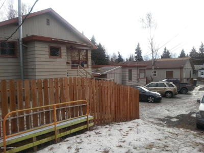 Anchorage Multi Family Home For Sale: 4207 Cope Street