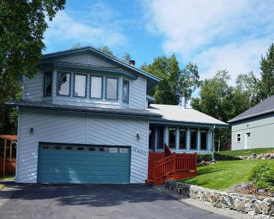 Anchorage AK Single Family Home For Sale: $519,900