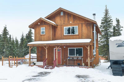 Kenai Single Family Home For Sale: 35813 Sea Biscuit Court