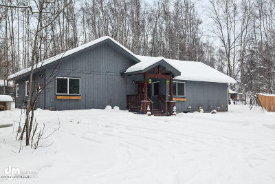 Chugiak Single Family Home For Sale: 21636 Old Glenn Highway