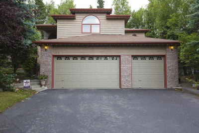 Anchorage Single Family Home For Sale: 245 Botanical Circle