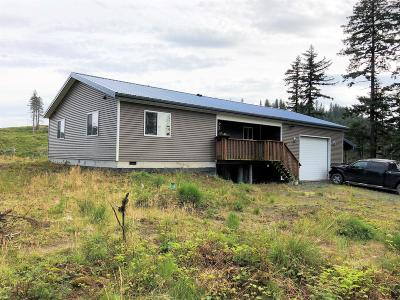 Chiniak AK Single Family Home For Sale: $329,500