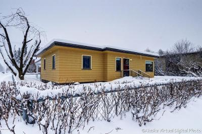 Anchorage Single Family Home For Sale: 1207 G Street