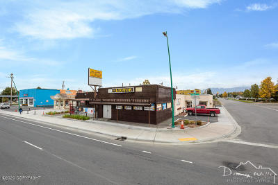 Anchorage Commercial For Sale: 2809-2819 Spenard Road