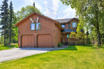 Kenai Single Family Home For Sale: 228 Susieanna Lane