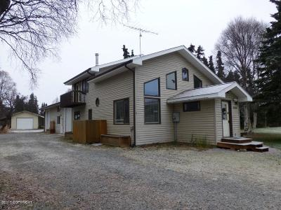 Kenai Single Family Home For Sale: 52230 Katmai Avenue
