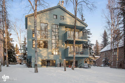 Anchorage Multi Family Home For Sale: 7929 Highlander Drive