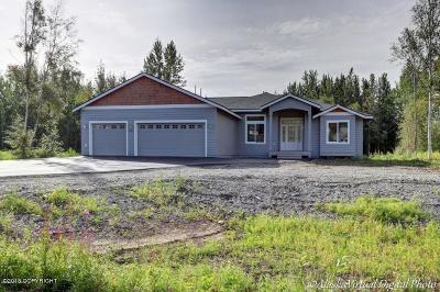 Single Family Home For Sale: 15486 Old Seward Highway