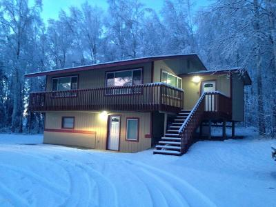 1a - Anchorage Municipality Rental For Rent: 24507 Chugiak Drive