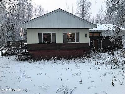 1a - Anchorage Municipality Single Family Home For Sale: 20726 Sunset Boulevard