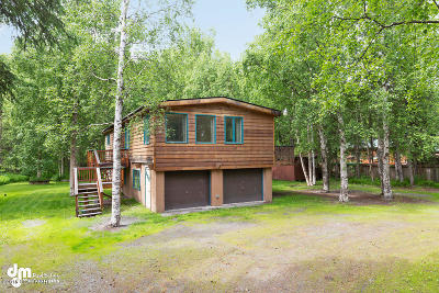 Eagle River Multi Family Home For Sale: 16108 Shims Street