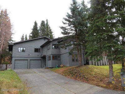 Single Family Home For Sale: 2205 Arcadia Drive