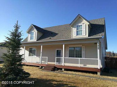 Anchorage Single Family Home For Sale: 5889 Big Bend Loop