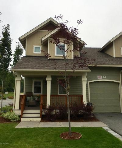 Anchorage Condo/Townhouse For Sale: 1808 Hollybrook Circle