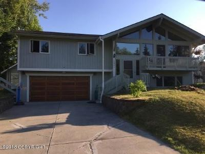 Eagle River Single Family Home For Sale: 16941 Vanover Circle