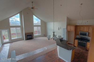 Anchorage Single Family Home For Sale: NHN L1 Raptors Knoll Circle