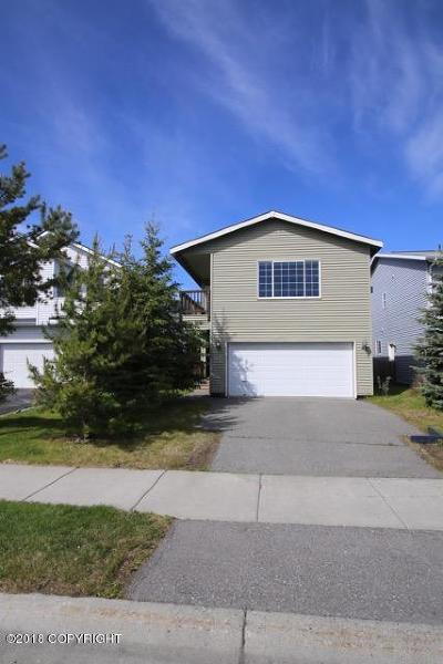 Anchorage Single Family Home For Sale: 3069 Seclusion Bay Drive