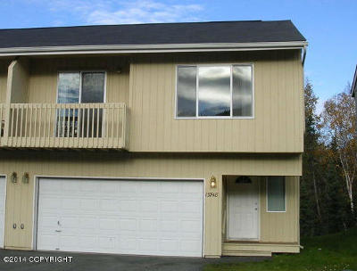 Eagle River Rental For Rent: 13748 Fire Creek Trail Drive