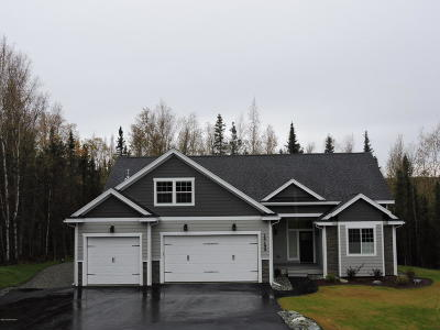 Chugiak Single Family Home For Sale: NHN L9 Jasmine Estates