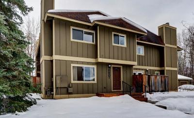 Anchorage Condo/Townhouse For Sale: 3807 Lunar Drive #3B
