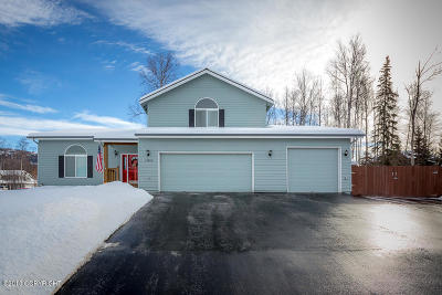Eagle River AK Single Family Home For Sale: $442,900
