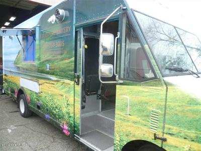 Business Opportunity For Sale: Food Truck No Property