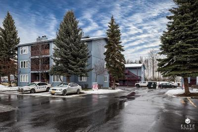 Anchorage AK Condo/Townhouse For Sale: $129,000