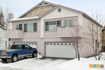 Anchorage AK Condo/Townhouse For Sale: $244,000