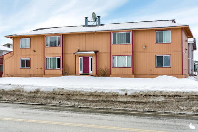 Anchorage AK Multi Family Home For Sale: $535,000