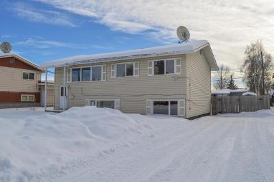 Anchorage AK Single Family Home For Sale: $199,900