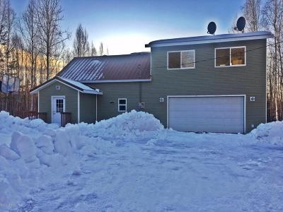 Wasilla Single Family Home For Sale: 4330 N Tote Street