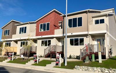 Eagle River Condo/Townhouse For Sale: 11355 Grand Canyon Loop #40C