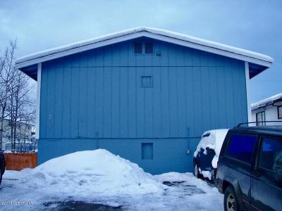 Anchorage Multi Family Home For Sale: 210 N Hoyt Street