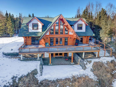 Soldotna, Sterling, Kenai Single Family Home For Sale: 36727 Bradford Road