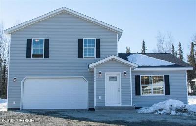 North Pole Single Family Home For Sale: L12 BC Therron Street