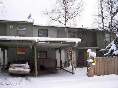 Anchorage Single Family Home For Sale: 5520 Four Wind Drive