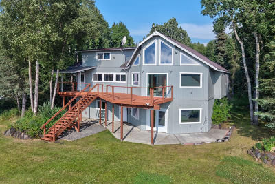 Kenai Single Family Home For Sale: 1308 Barabara Drive