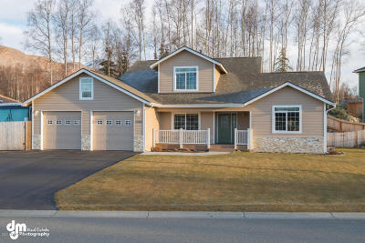 Anchorage Single Family Home For Sale: 17282 Hideaway Ridge Drive