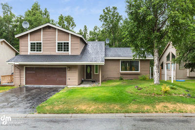 Anchorage Single Family Home For Sale: 3311 Capstan Court