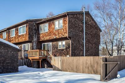 Anchorage Single Family Home For Sale: 3822 Carleton Avenue